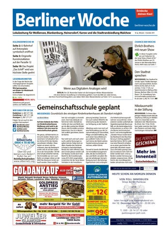 issuu by Woche L04 Weißensee Berliner AR4Lq35j