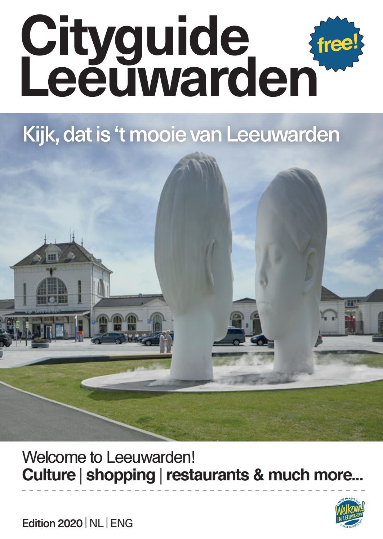 Stadsgids 2020 by Welkom in Leeuwarden issuu