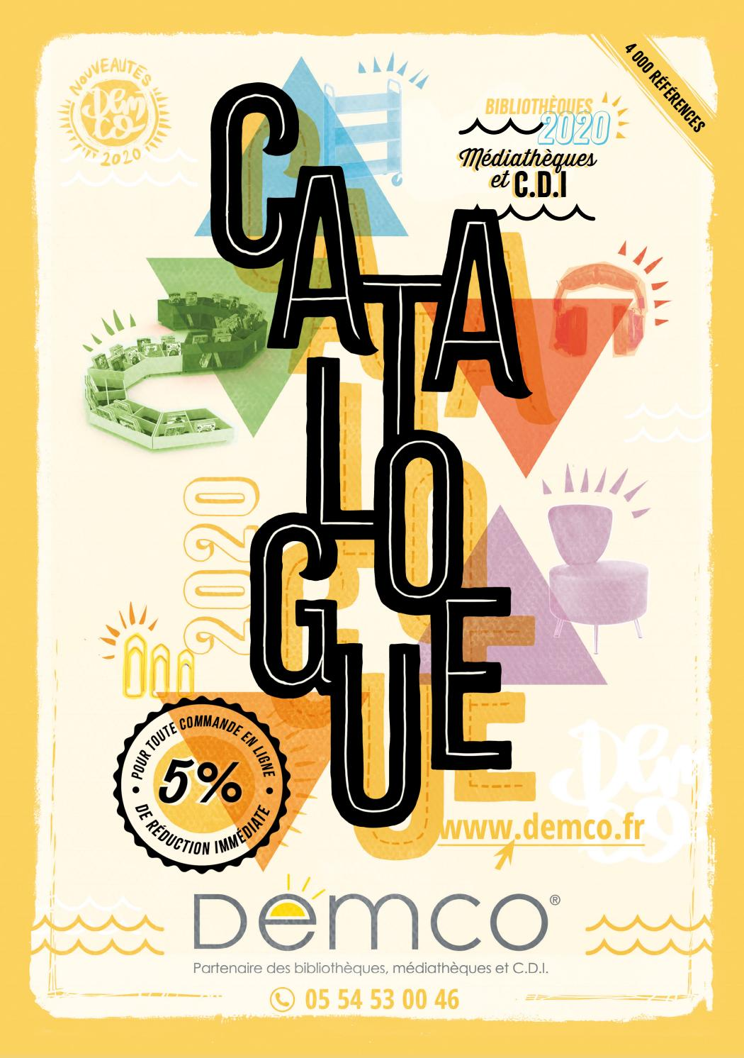 Presentoir Livres Pour Bibliotheque catalogue demco 2020wf education group - issuu