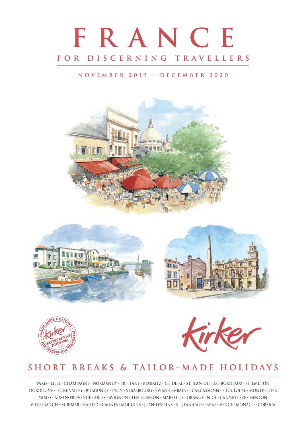 Maison Et Spa Coulommiers france for discerning travellers 2020 | kirker holidays