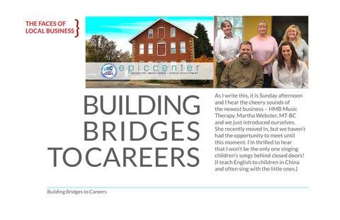 Page 22 of BUILDING BRIDGES TOCAREERS
