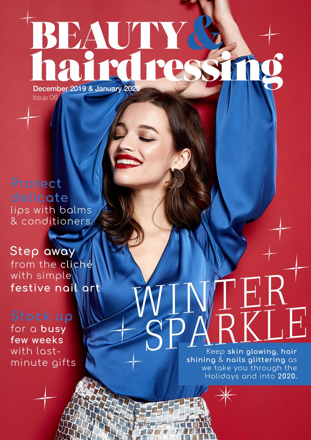 Beauty Hairdressing Magazine December 2019 January 2020 By