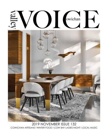 November 2019 Issue 132 By Cowichan Valley Voice Issuu