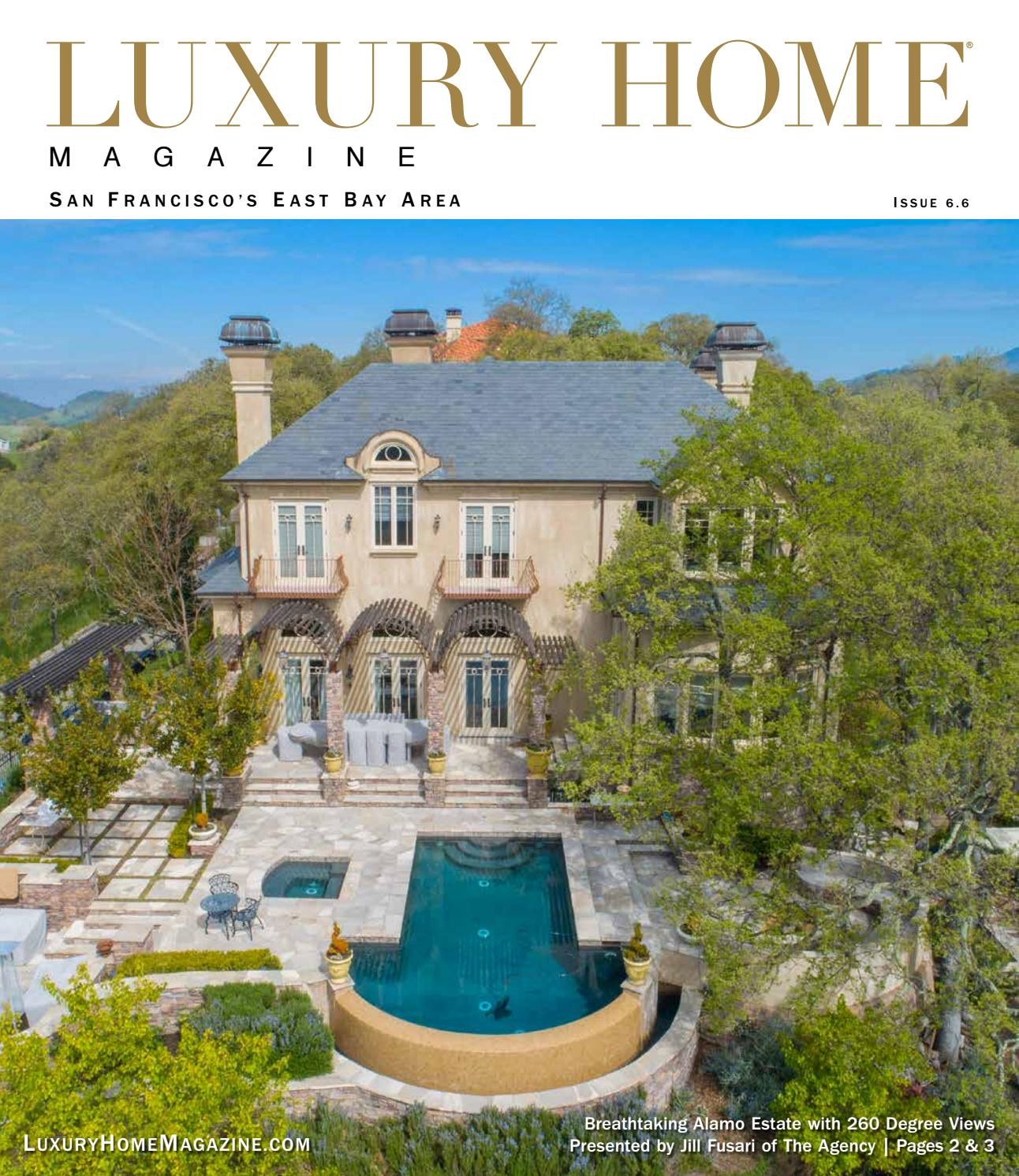 Home Staging Metz luxury home magazine san francisco's east bay area issue 6.6
