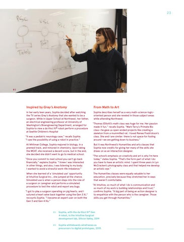 Page 23 of Sophia Hannaford '10 Interaction Designer