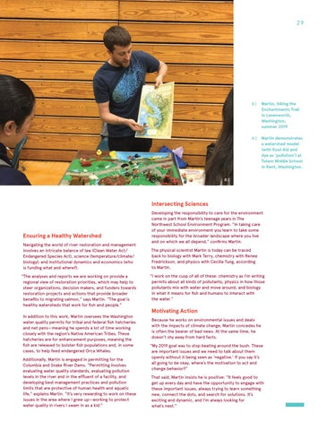 Page 29 of Martin Merz '09 Physical Scientist, U.S. Environmental Protection Agency