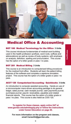 Page 11 of Medical Office and Accounting