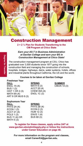 Page 6 of Construction Management