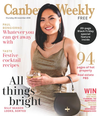 28 November 2019 by Canberra Weekly Magazine issuu