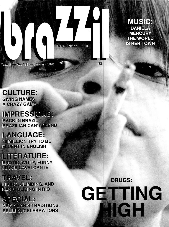 Brazzil Year 8 Number 133 January 1997 By Brazzil Magazine