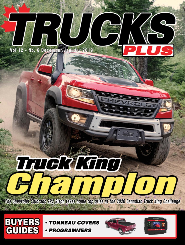 Trucks Plus December January 2019 By Rpm Canada Issuu