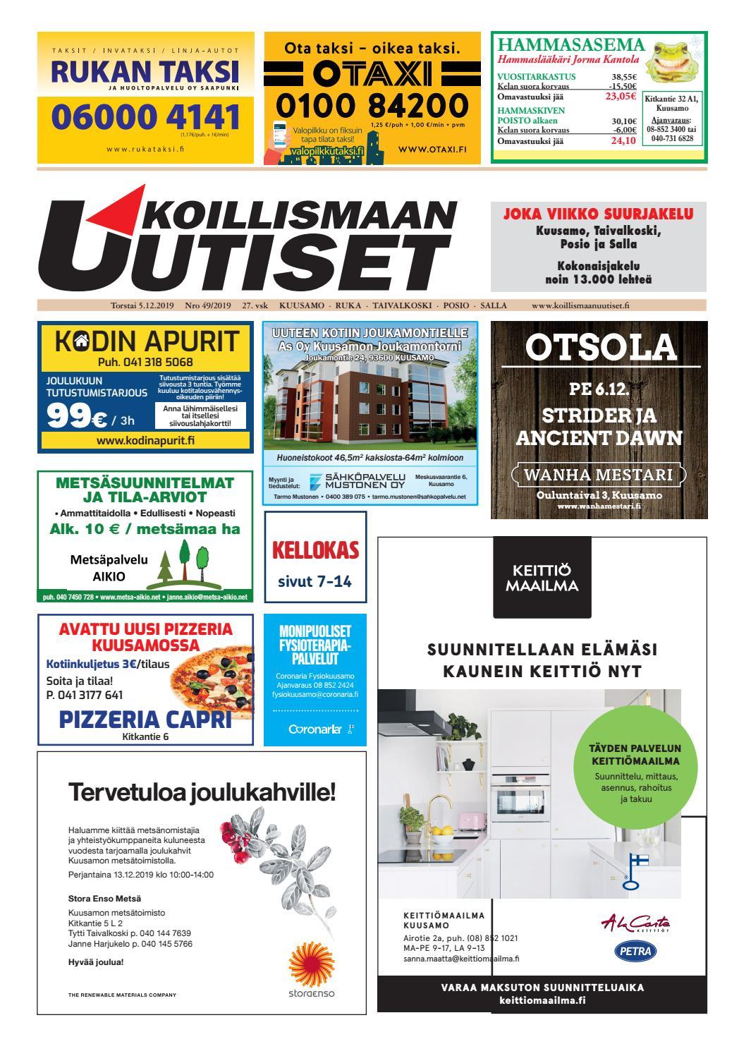 Otsola Kuusamo