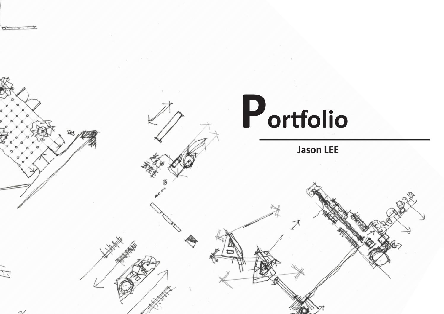 Portfolio 2019 By Jason LEE