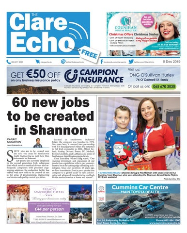 The Clare Echo 20/09 by The Clare Echo - issuu