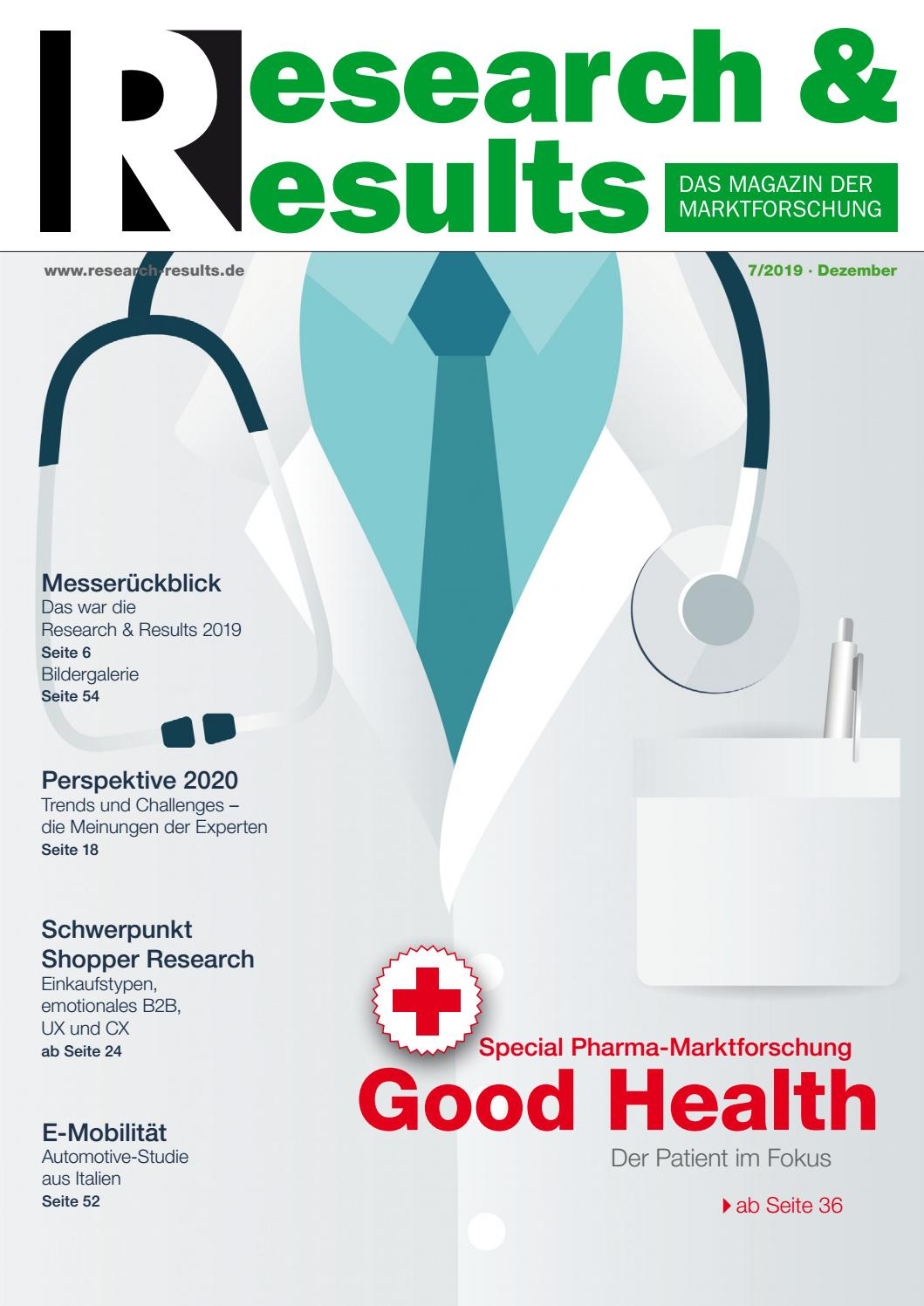 Research & Results 72019 by Research & Results issuu