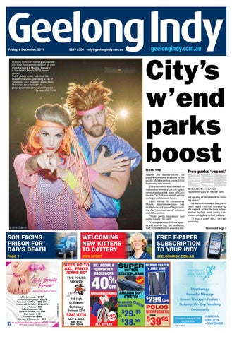 Geelong Indy 06th December 2019 By Star News Group Issuu