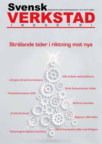 Svensk Verkstad nr 6 2019