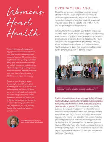 Page 6 of Impacting Women's Heart Health