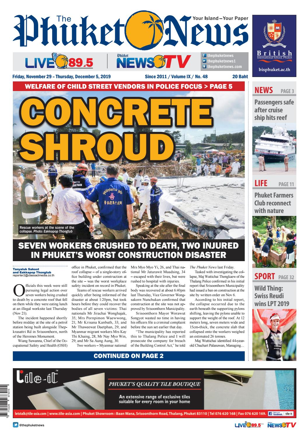 The Phuket News November 29 2019 By Image Asia Issuu