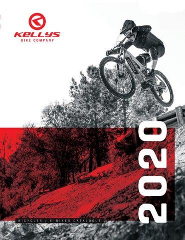Kellys KLS Seat Post Master White Seatpost 30.9