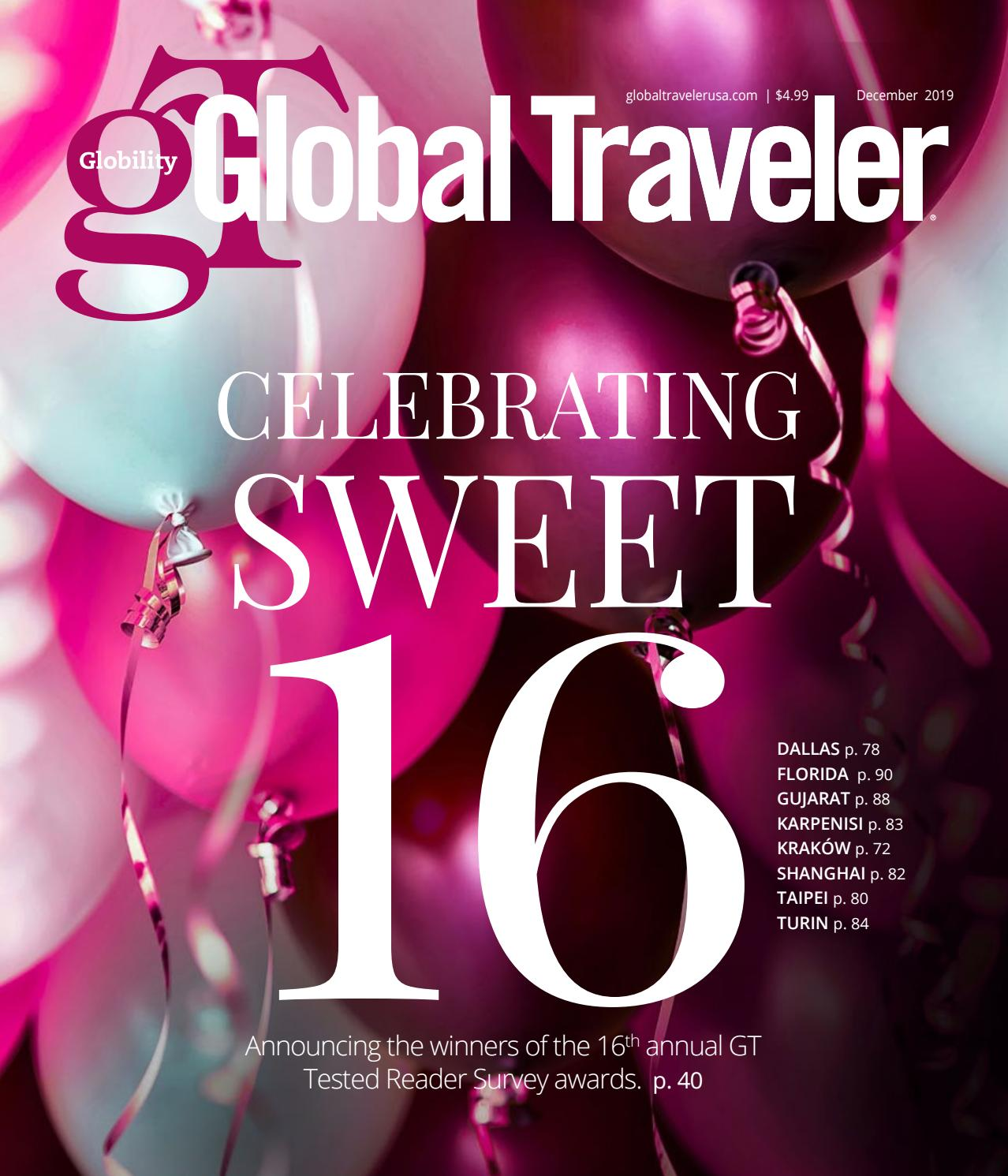 foto de December 2019 Global Traveler by Global Traveler - issuu