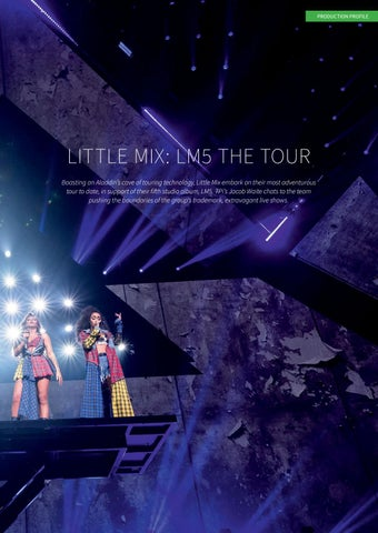 Page 25 of LITTLE MIX: LM5 THE TOUR