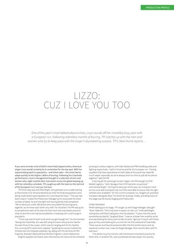 Page 51 of LIZZO: CUZ I LOVE YOU TOO