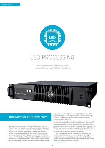 Page 58 of LED PROCESSING