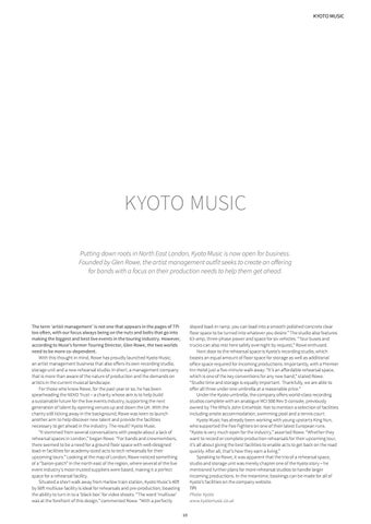 Page 69 of KYOTO MUSIC