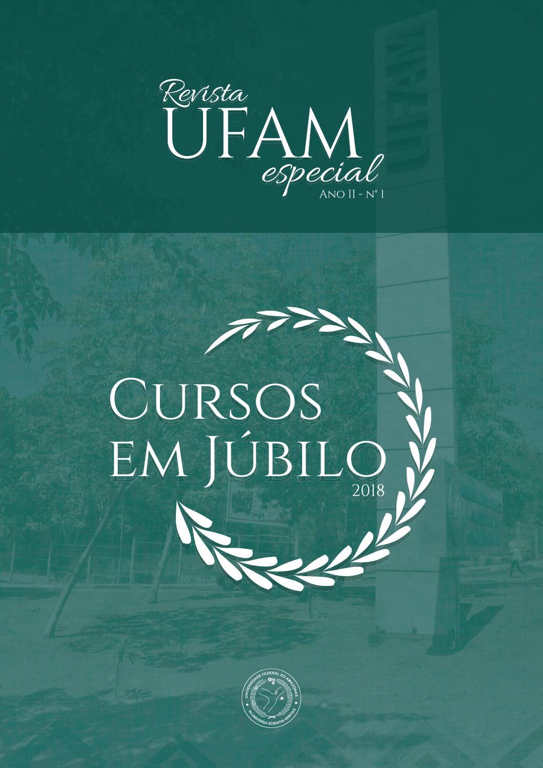 Cursos Em Júbilo 2018 By Ascom Ufam Issuu