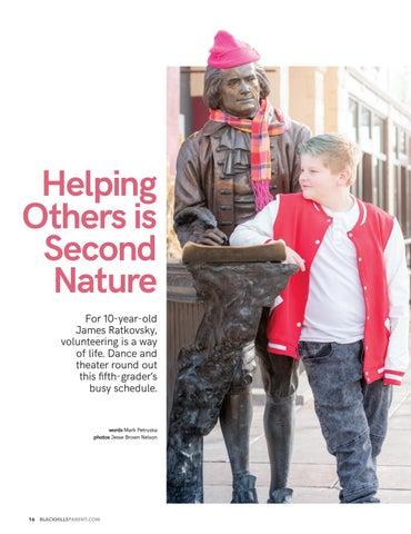 Page 18 of Helping Others is Second Nature