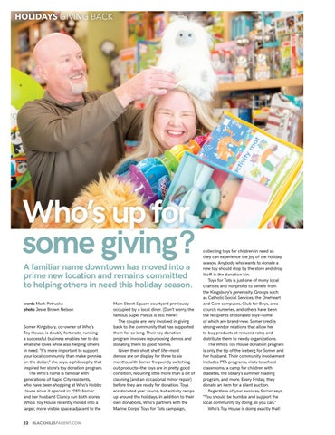 Page 24 of Who's Up for Some Giving?