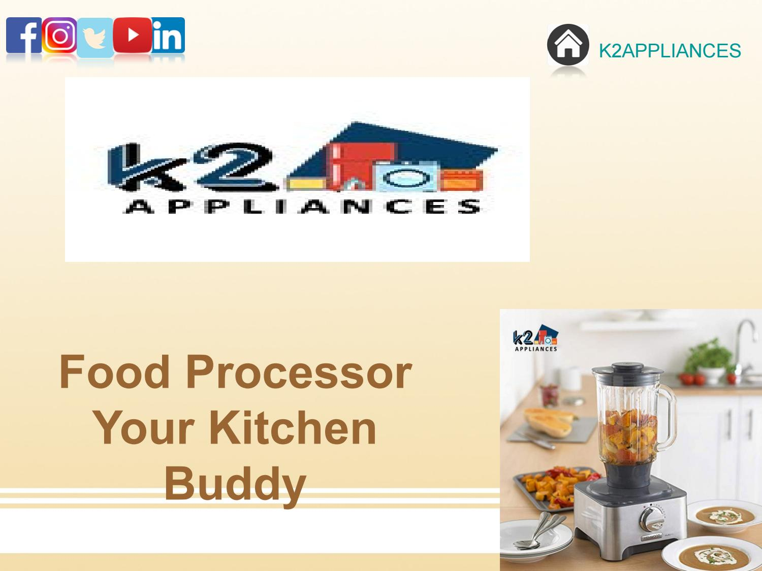 Best Food Processor In India 2019 2020 By Kitchen Appliances Issuu