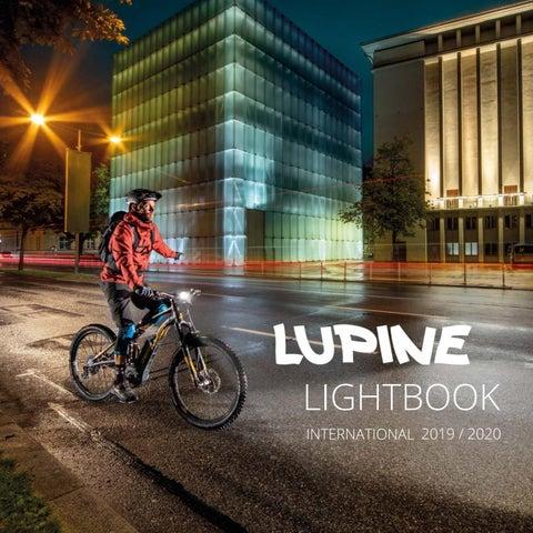 Oświetlenie Lupine 2019/2020