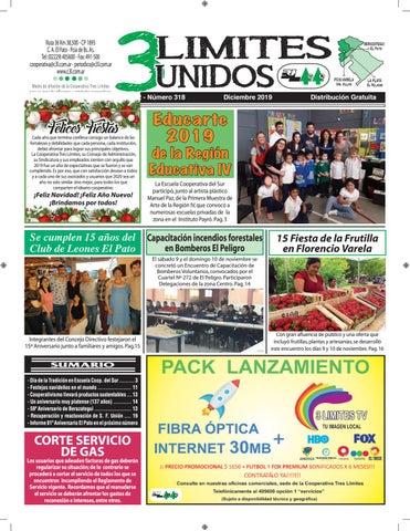 Periodico Diciembre 2019 By Cooperativatreslimites Issuu