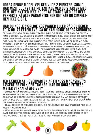 Page 16 of Fitness Magasinet