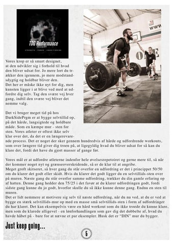 Page 5 of Fitness Magasinet