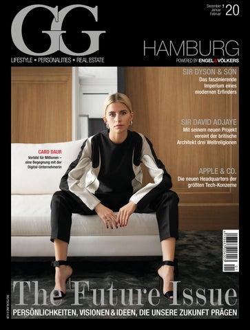 Gg Magazine 1 20 Hamburg By Gg Magazine Issuu