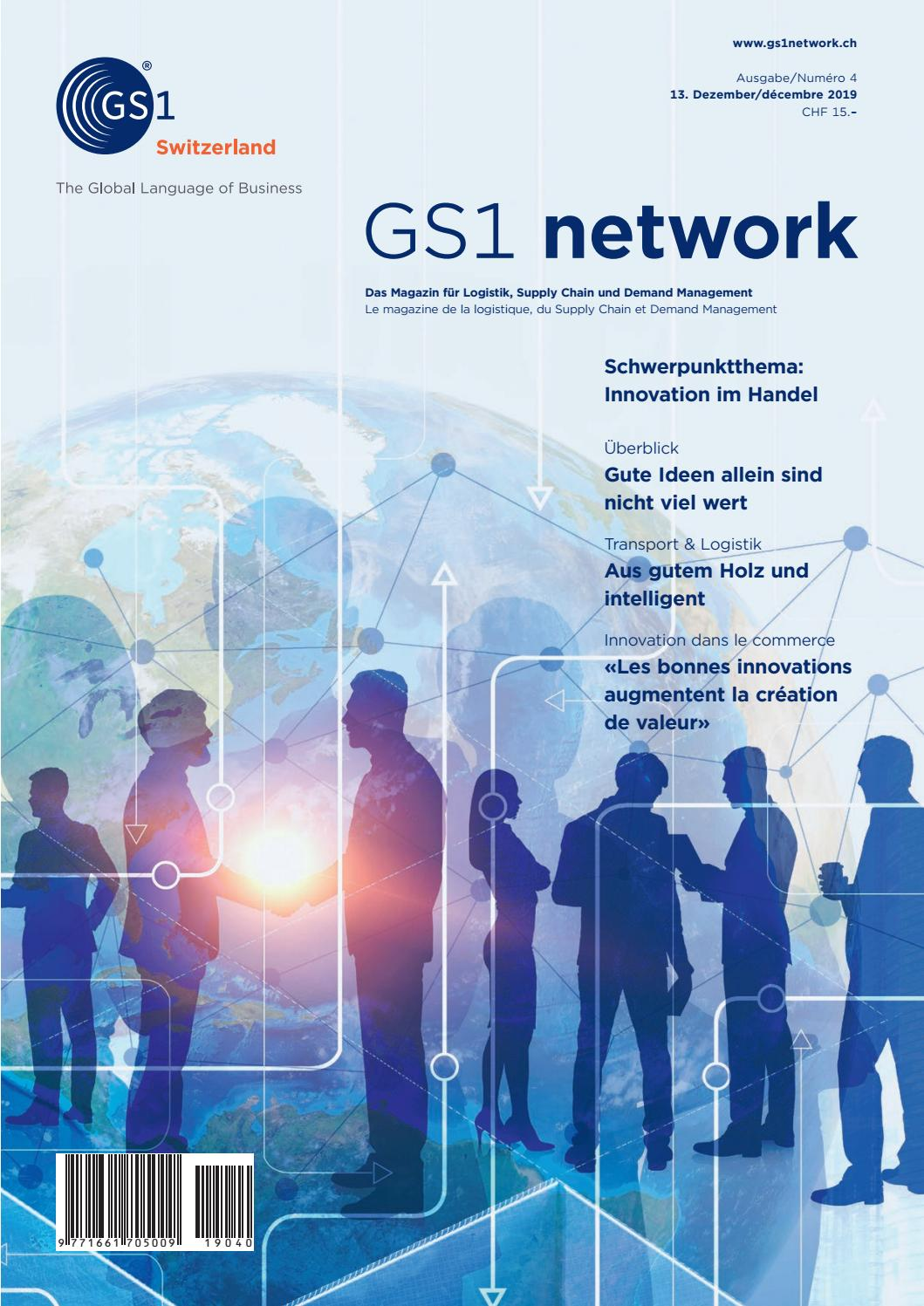 GS1 network, 04 2019 by GS1 network issuu