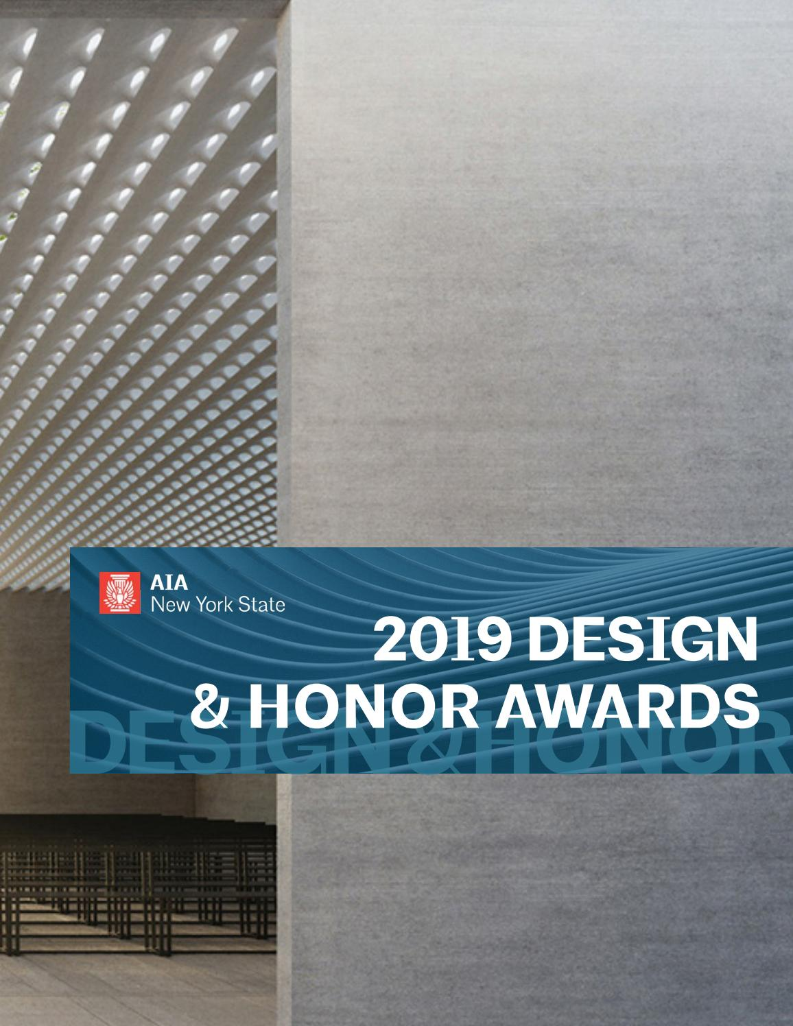 Atelier D Architecture Hervé Vincent 2019 aia new york state design & honor awardsamerican