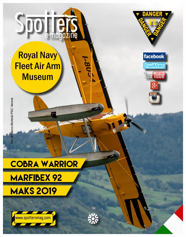 Spotters e Magazine #42 Aviation Photography and Plane