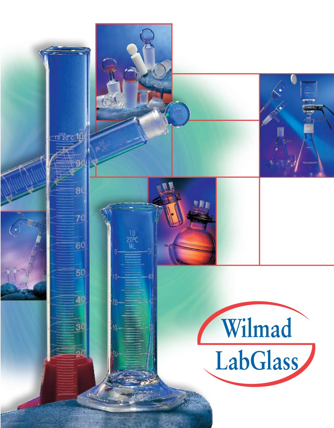 Standard Taper 24//40 Bottom Inner Standard Taper 45//50 Top Outer Wilmad-LabGlass LG-1200-136 Reducing//Enlarging Adapter