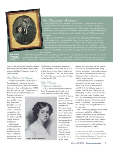 Page 17 of Women Who Influenced Concord's History