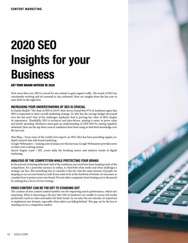 Page 12 of 2020 SEO Insights for your Business