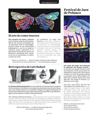 Page 9 of POST MEXICO CITY
