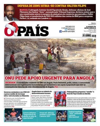 Jornal OPaís edição 1683 de 10/12/2019 by OPAÍS - issuu