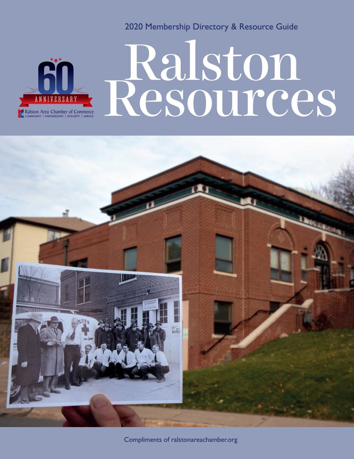 Ralston Resources 2020 By Omaha World Herald Issuu