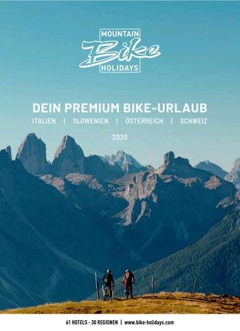 Mountain Bike Holidays 2020 by MTS Austria GmbH Marketing