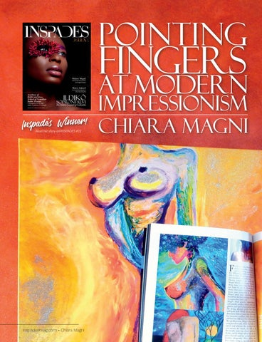 Page 12 of Pointing Fingers at Modern Impressionism Chiara Magni