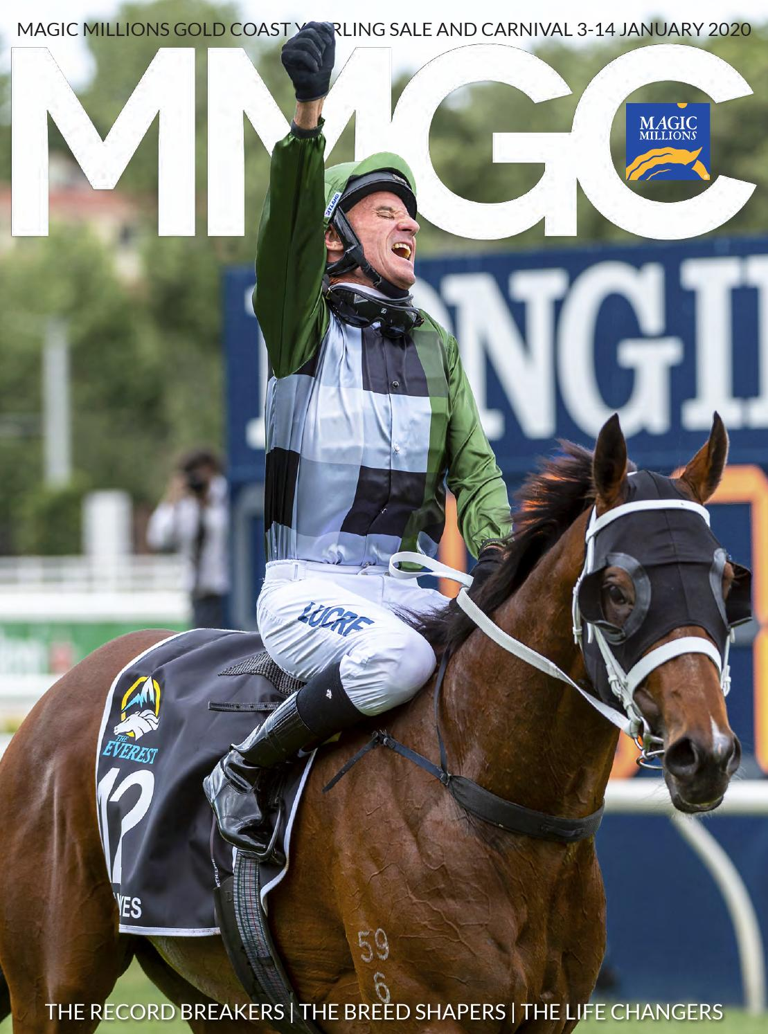 2020 Magic Millions Magazine By Magic Millions Issuu